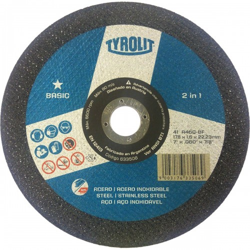 Disco de Corte Caja 25 und...