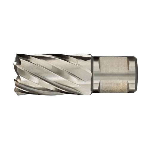 "Broca Anular Weldon Corona Taladro Magnetico Hss 32X30 (Eqv.1-1/4"")"
