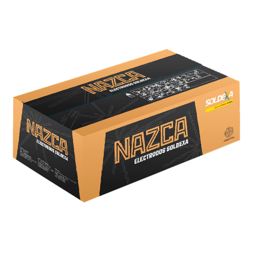 Electrodo NAZCA PLUS 6011...